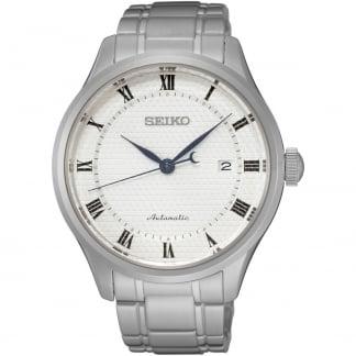 Men's Automatic Silver Tone Bracelet Watch SRP767K1
