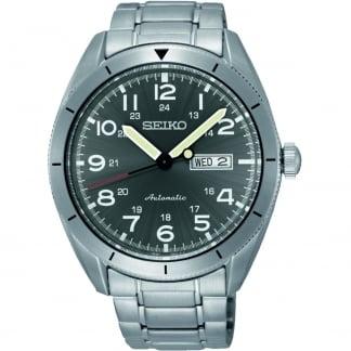 Men's Automatic Steel Day/Date Watch SRP709K1