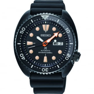 Men's Prospex Black Series Limited Edition Automatic Diver's Watch