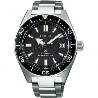 Men's Prospex Diver Steel Automatic Watch