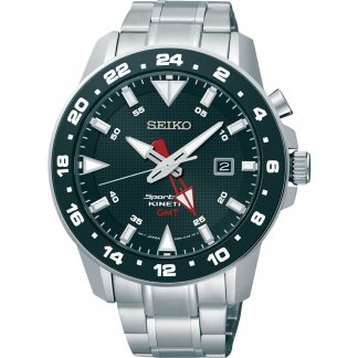 Men's Sportura FCB Kinetic GMT Watch SUN015P1