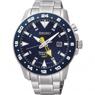 Men's Sportura GMT Kinetic Watch SUN017P1
