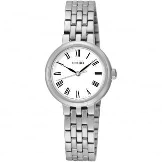 Women's Classic Silver Tone Bracelet Watch SRZ461P1