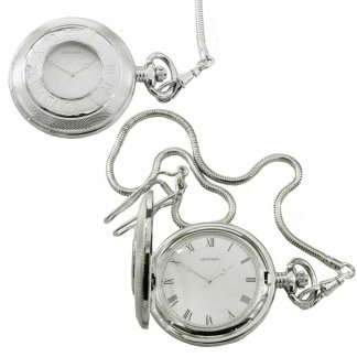 Gent's Classic Half Hunter Pocket Watch