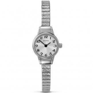 Ladies Skinny Expanding Bracelet Watch 4472