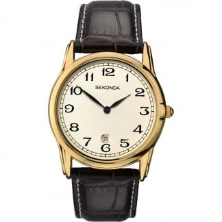 Men's Classic Date Display Watch