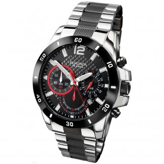 Men's Endurance Two Tone Chronograph Watch