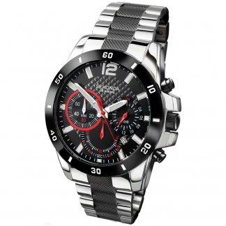 Men's Endurance Two Tone Chronograph Watch 3420