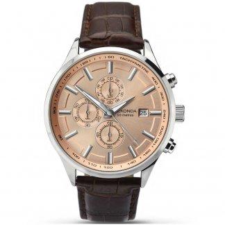 Men's Velocity Watch With Bronze Dial 1105