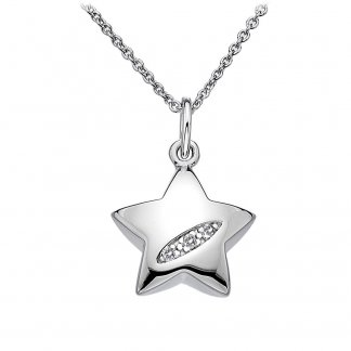 Shooting Stars Star Pendant