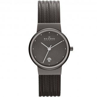 Ladies Ancher Mesh Bracelet Watch