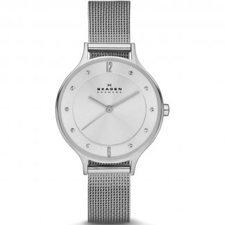 Ladies Anita Relaxed Mesh Bracelet Watch