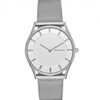 Ladies Holst Slim Steel Mesh Watch