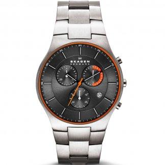 Men's Balder Titanium Chronograph Watch SKW6076