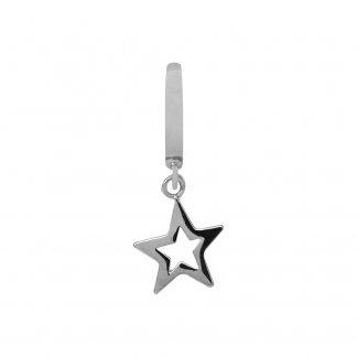 Star Silver Charm E31101