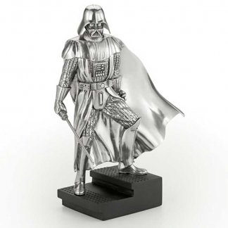 Star Wars Limited Edition Darth Vader Pewter Figurine