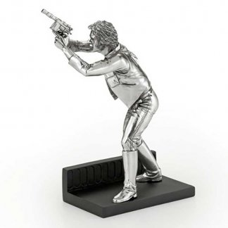 Star Wars Limited Edition Han Solo Pewter Figurine