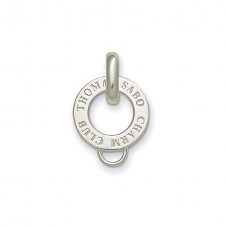 Sterling Silver Charm Carrier