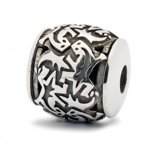 Sterling Silver Gecko Bead