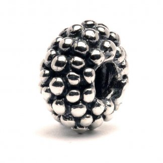Sterling Silver Large Berry Bead