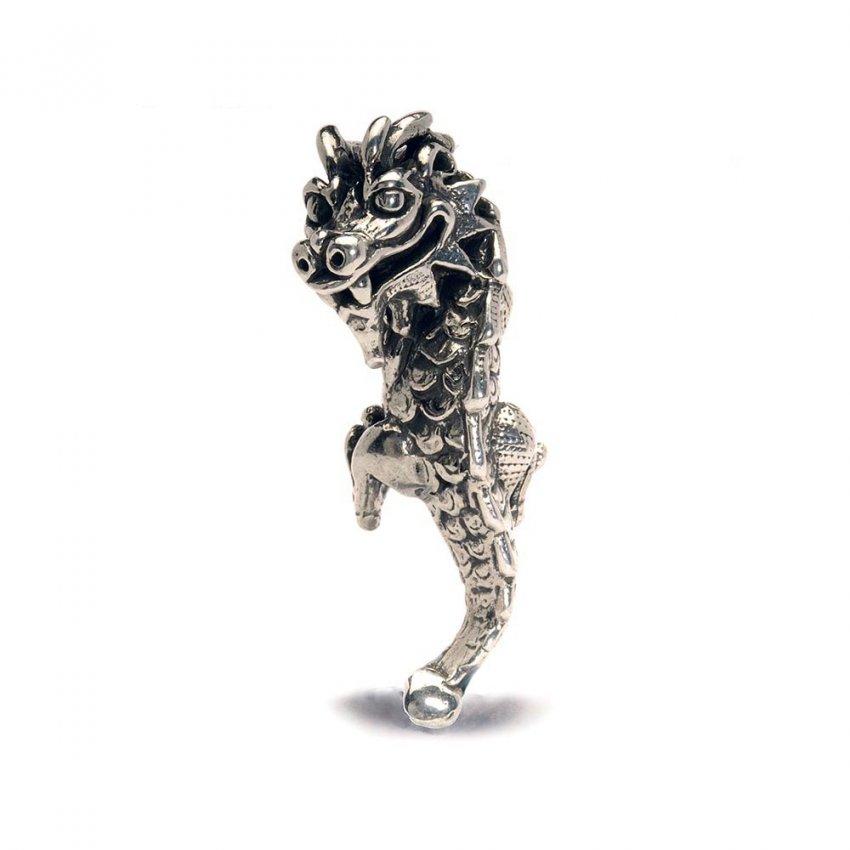 Trollbeads Sterling Silver Naughty Dragon Pendant 11901
