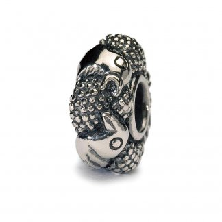 Sterling Silver Paradise Birds Bead
