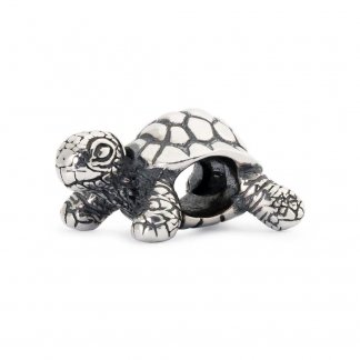 Sterling Silver African Tortoise Bead 11293