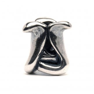 Sterling Silver Cobra Bead 11152