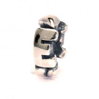 Sterling Silver Initial E 11144E