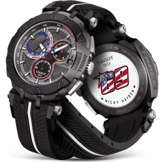 T-Race Nicky Hayden 2017 Limited Edition Watch