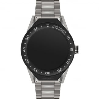 Connected 2 Titanium Ceramic Bezel Watch SBF8A8001.10BF0608