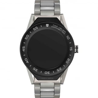 Connected Modular 41mm Titanium Watch