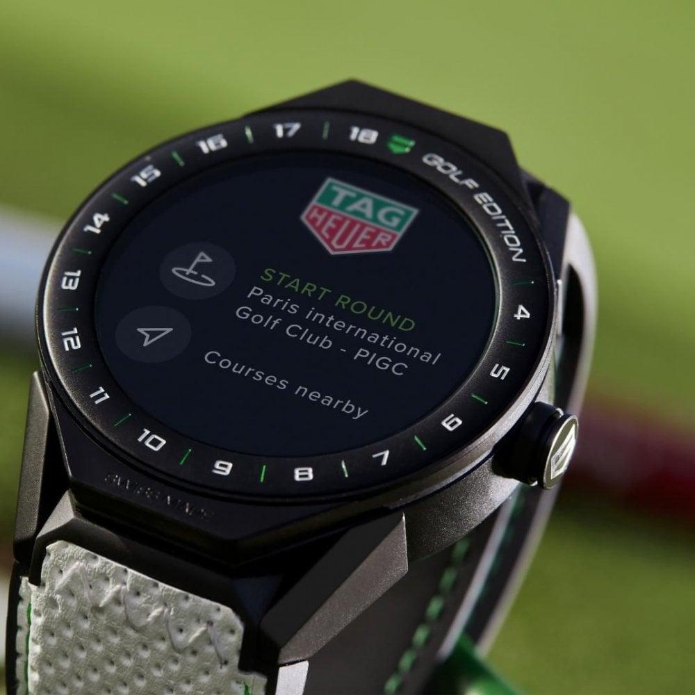 bajo precio 71bad deb62 TAG Heuer Connected Modular 45 GOLF EDITION Smartwatch