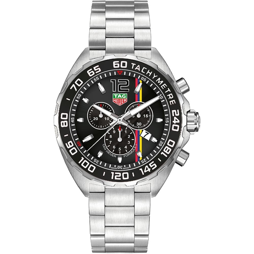 Tag Heuer Formula 1 43mm James Hunt Limited Edition Watch