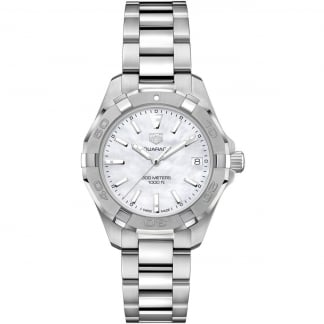 Ladies 32mm Quartz Aquaracer Watch