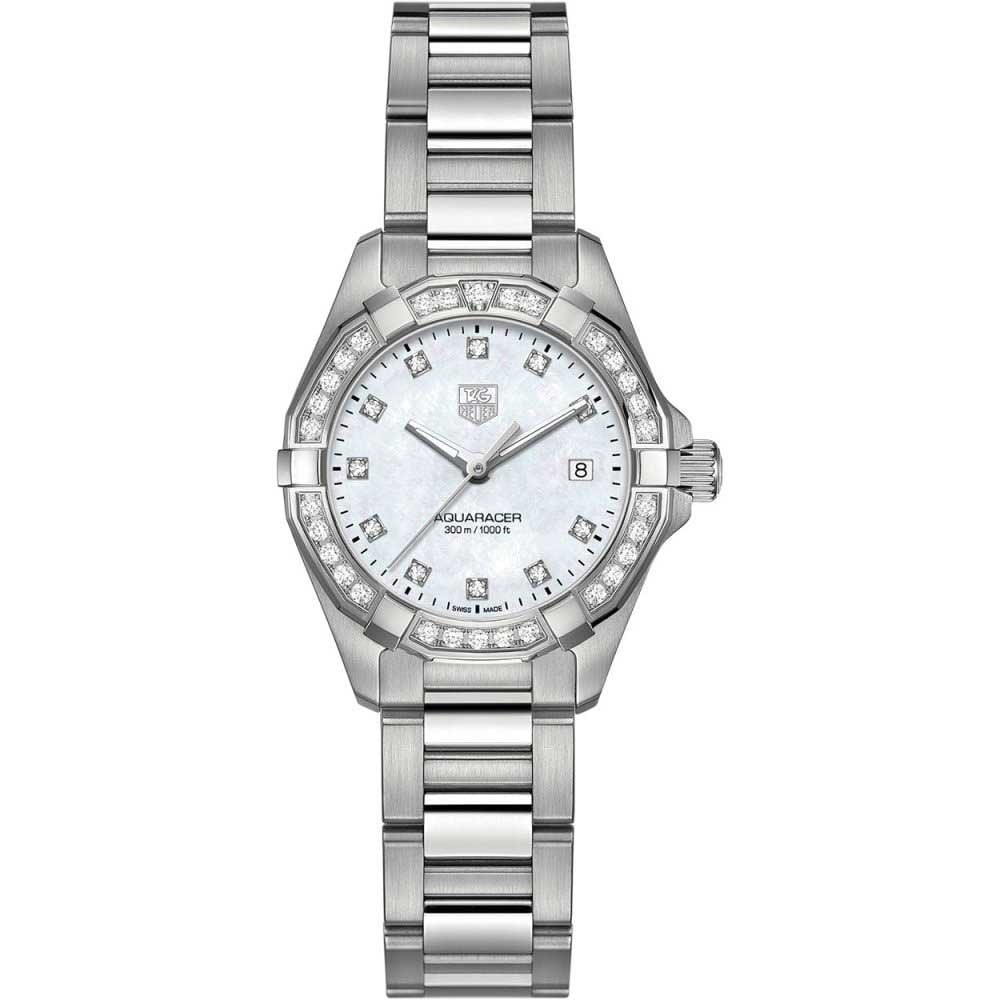 Ladies aquaracer way1414 ba0920 watch francis gaye jewellers for Tag heuer women