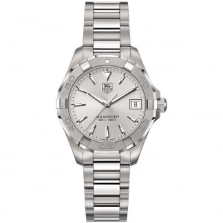 Ladies Aquaracer 32mm Silver Dial Quartz Watch