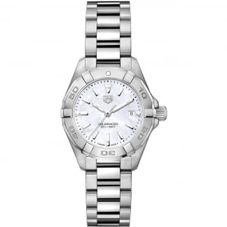 Ladies Aquaracer Quartz 27mm MoP Dial Watch