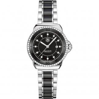 Ladies Beautiful Diamond-Set Formula 1 Watch
