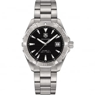 Men's 40.5MM Calibre 5 Automatic Aquaracer Watch WAY2110.BA0928