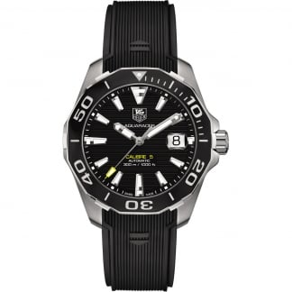 Men's 41MM Calibre 5 Automatic Aquaracer Watch WAY211A.FT6068