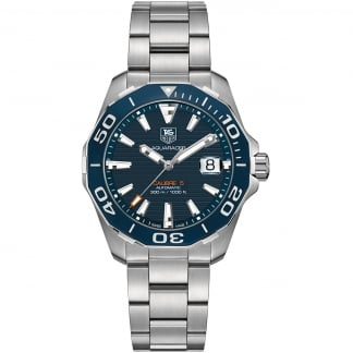 Men's Aquaracer 300M Calibre 5 Automatic Watch WAY211C.BA0928