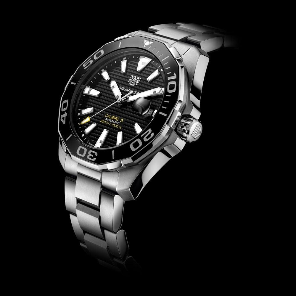 5fce4bb63f9 ... TAG Heuer  Men s Aquaracer 300m Calibre 5 Automatic Watch. Tap image to  zoom. Men  039 s Aquaracer 300m Calibre 5 Automatic Watch