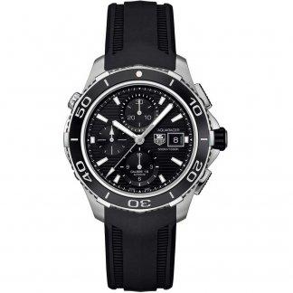 Men's Aquaracer 500M Calibre 16 Chronograph Watch CAK2110.FT8019