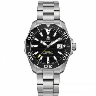Men's Aquaracer Calibre 5 Automatic 41MM Watch WAY211A.BA0928