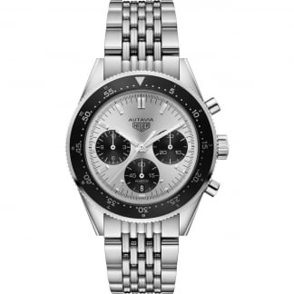 Men's Autavia Jack Heuer Special Edition Watch