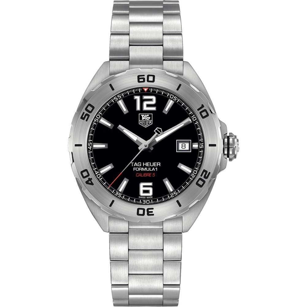 82bd8965ea0 TAG Heuer Men s Automatic 41mm Calibre 5 Formula 1 Watch Product Code   WAZ2113.BA0875