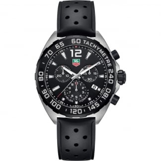 Men's Formula 1 43mm Quartz Chronograph Watch
