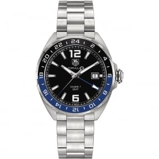 Men's Formula 1 Calibre 7 Automatic GmT Watch