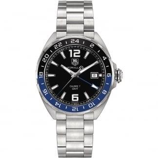 Men's Formula 1 Calibre 7 Automatic GMT Watch WAZ211A.BA0875